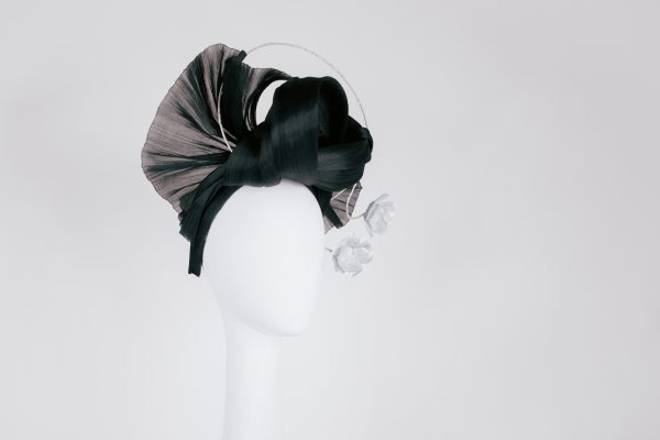 Millinery-Black-SilkAbaca-Headpiece-4-003
