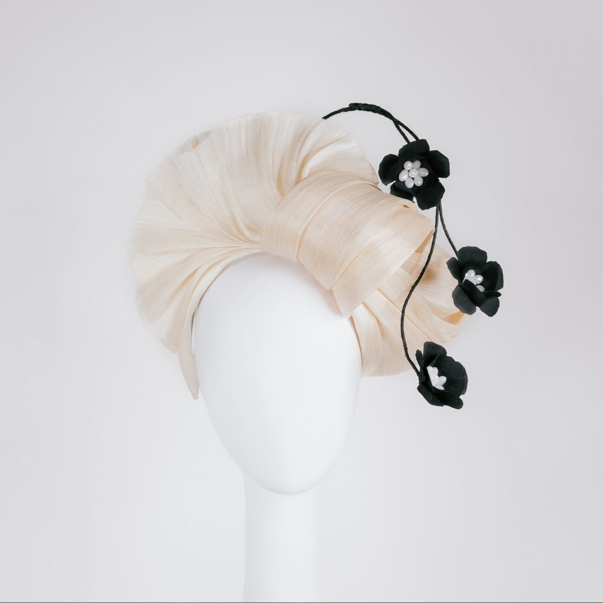 Fashions on the Field headwear for the Melbourne Spring Racing Carnival , Melbourne Cup, Oaks Day