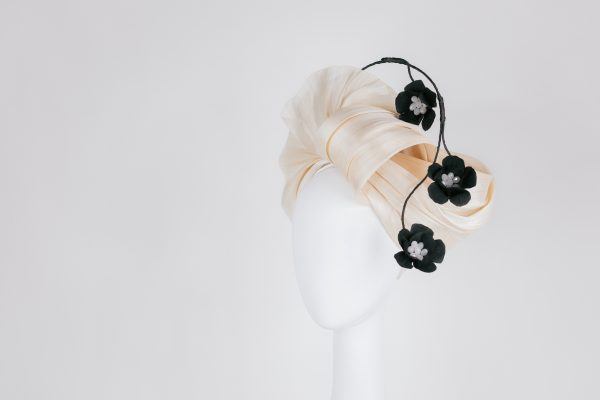Millinery-Cream-SilkAbaca-Headpiece-5-002
