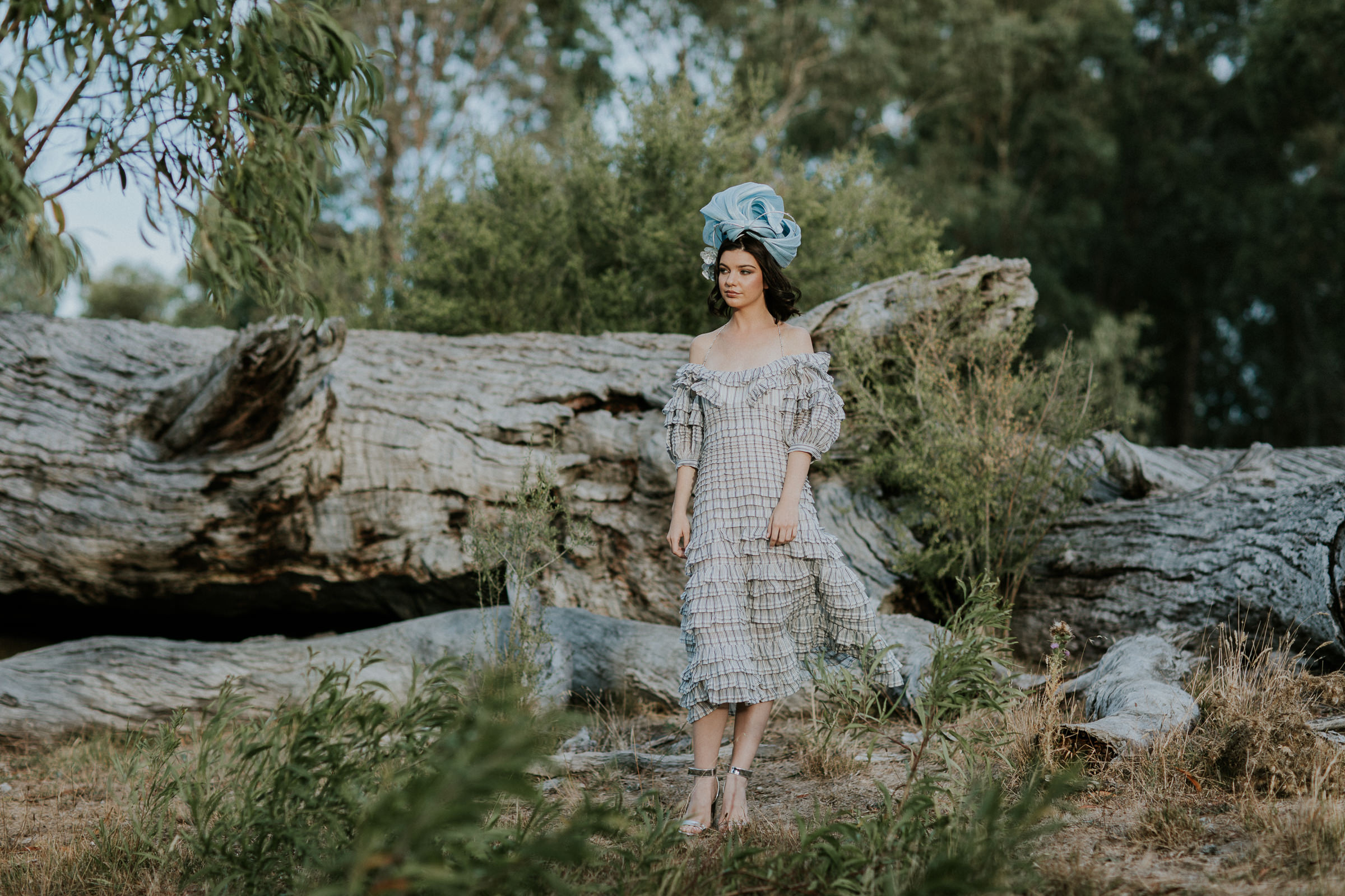 millinery trends 2018 - Melbourne spring racing new