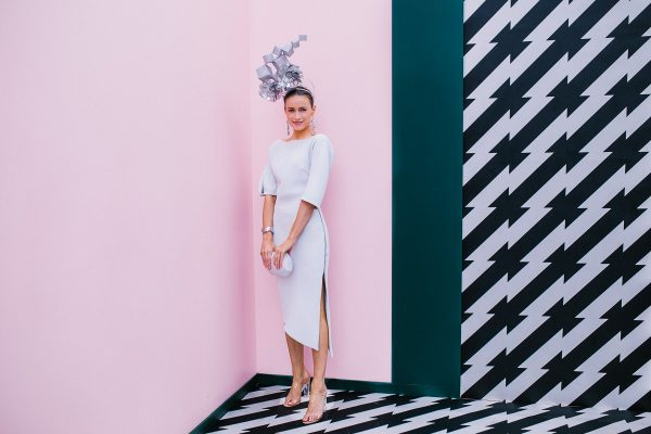 Best hats at the Melbourne Spring Racing Carnival - Competition millinery