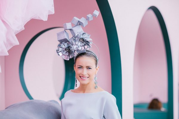 Millinery competition headpiece - Melbourne Hats