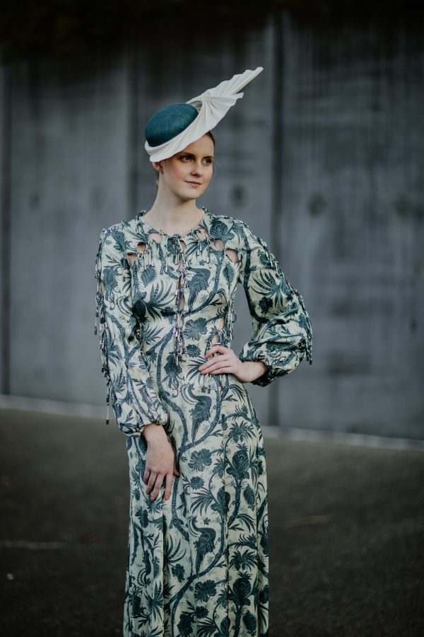stunning millinery for the races