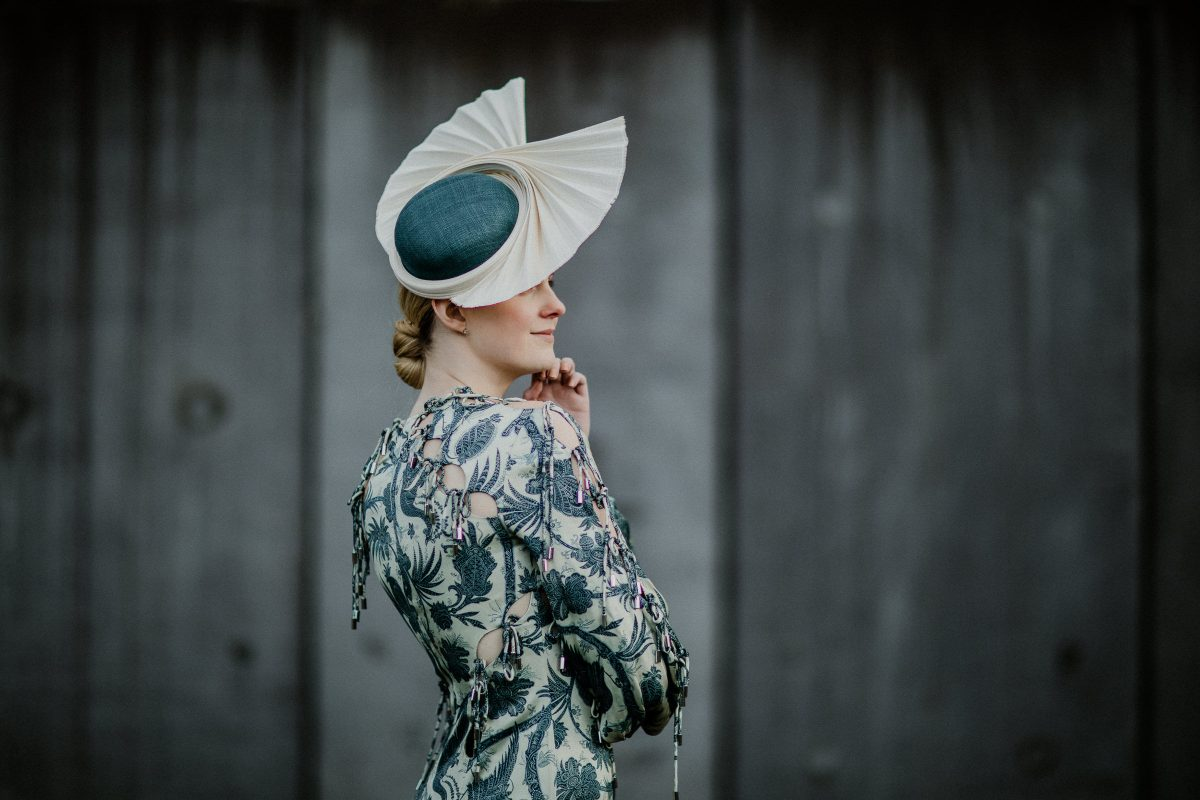 exclusive millinery - pricess look