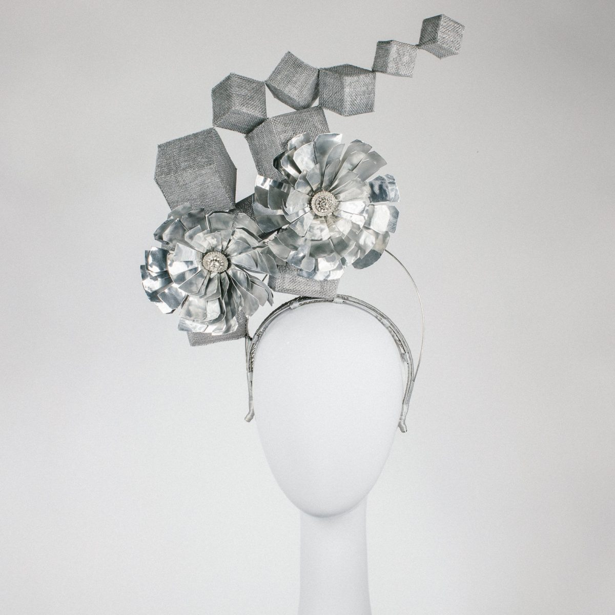 Unique one off Millinery Award Headpiece for sale