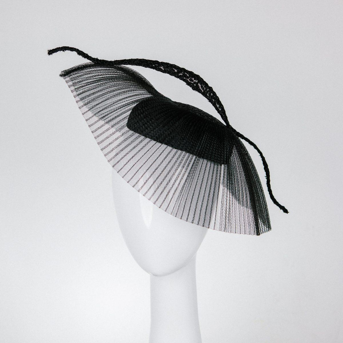 black hat - classic statement piece