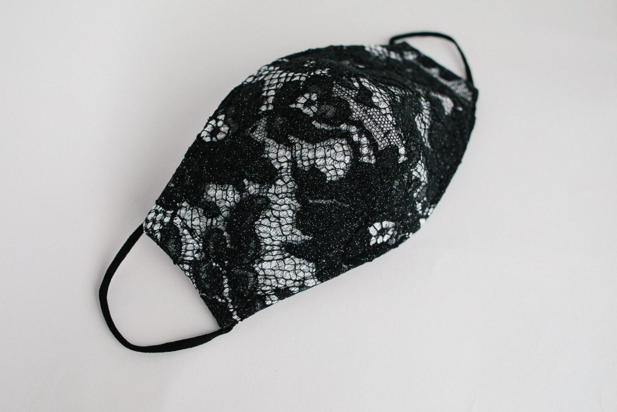 lace facemask