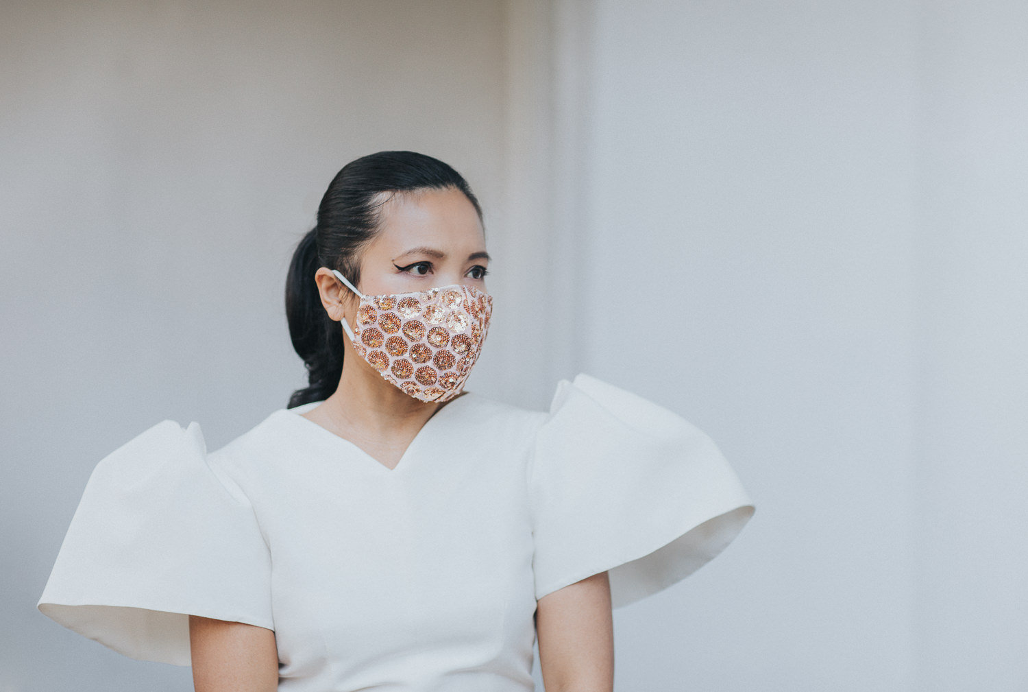 Luxury facemask - most luxurious masks you can buy in the world - extreme luxury mask