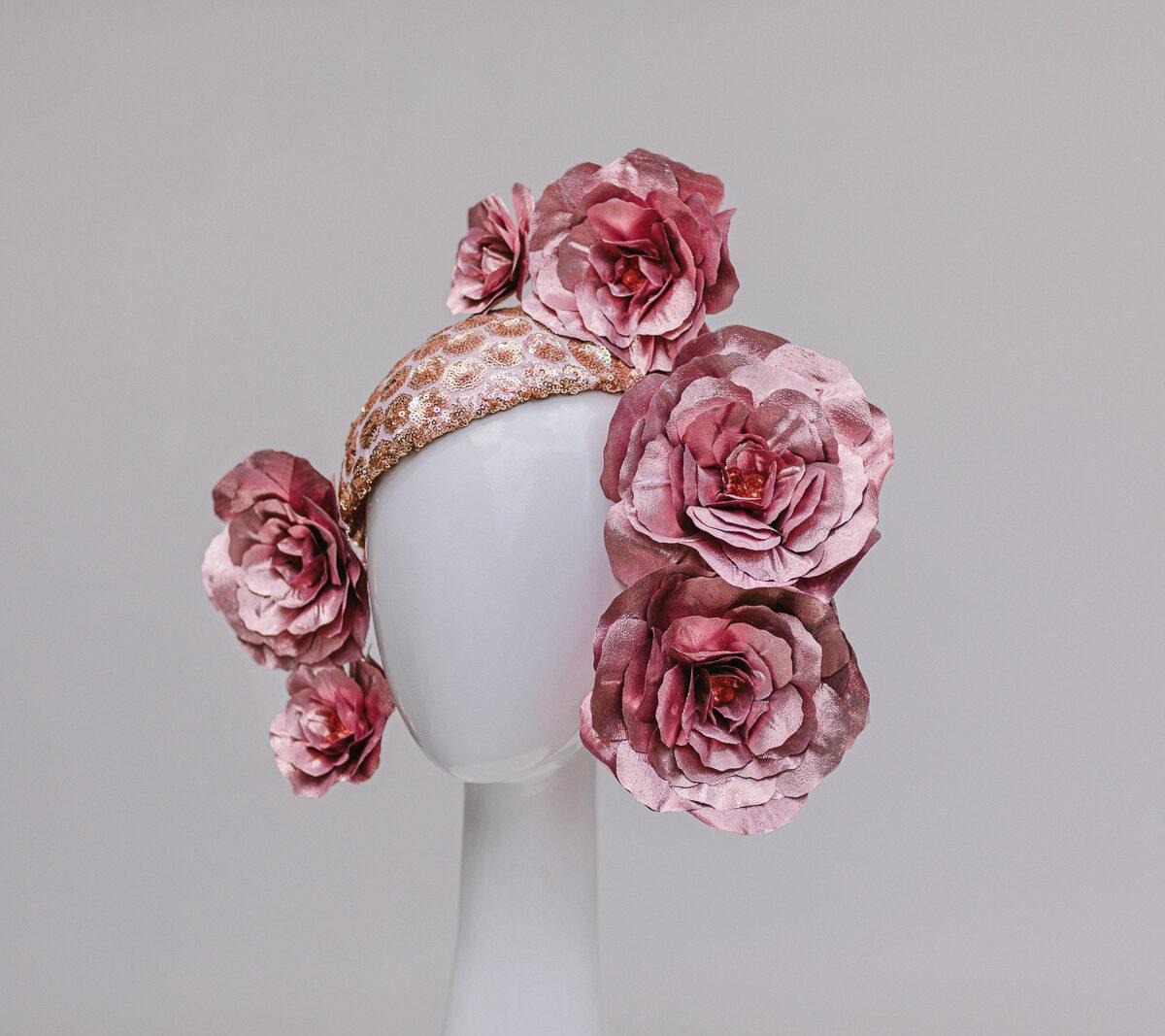 Flora - Feminine Hat